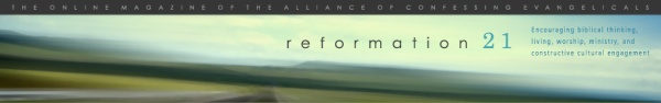 Reformation 21 Banner